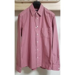 イッティービッティー(ITTY BITTY)のitty-bitty 18SS ギャザーシャツ サーモンピンク S(シャツ)