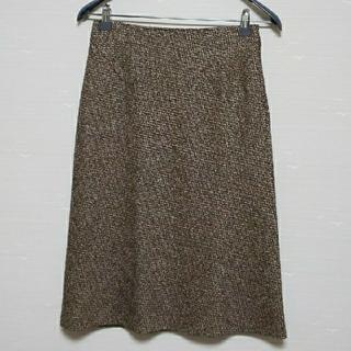 ヨンドシー(4℃)のお値下げ  4℃ スカート 美品(ひざ丈スカート)