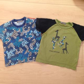 コシノジュンコ(JUNKO KOSHINO)のJUNKO KOSHINO  90 二枚セット (Tシャツ/カットソー)