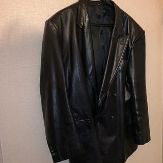 ジョンローレンスサリバン(JOHN LAWRENCE SULLIVAN)のcow leatherジャケット 冬物処分(レザージャケット)