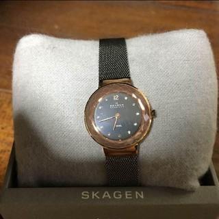 スカーゲン(SKAGEN)のスカーゲン時計(電池あります)(腕時計)