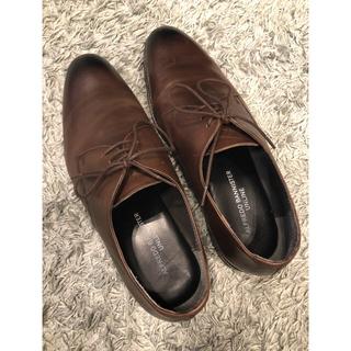 アルフレッドバニスター(alfredoBANNISTER)のアルフレッドバニスター  革靴   ほぼ未使用   ビジネスシューズ 値下げ(ドレス/ビジネス)