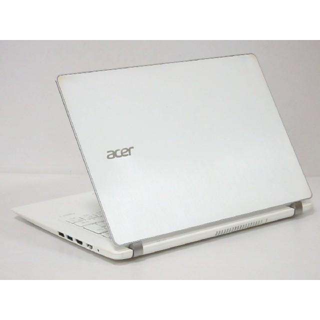 Acer(エイサー)の超美品!高性能PC!超薄型で軽量でソリッドなボディー!Aspire V3-371 スマホ/家電/カメラのPC/タブレット(ノートPC)の商品写真