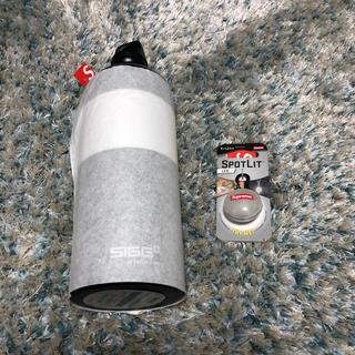 シュプリーム(Supreme)のsupreme bottle keychainセット(水筒)