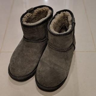 エミュー(EMU)のEMU ムートンブーツ 24cm(ブーツ)