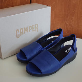 カンペール(CAMPER)の【美品】 CAMPER ストラップサンダル(サンダル)
