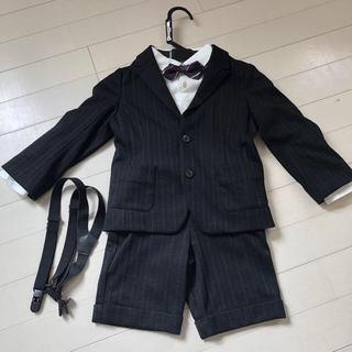 8be05b2d8f227 コムサイズム(COMME CA ISM)の七五三 入園式 結婚式 男児 100 スーツ 靴