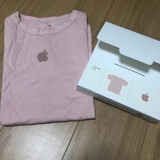 アップル(Apple)のApple 本社 Tシャツ キッズL レディース S(Tシャツ/カットソー)