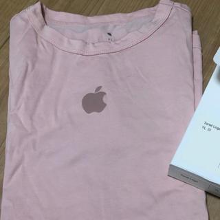 アップル(Apple)のApple 本社 Tシャツ キッズL レディース S 箱なし(Tシャツ/カットソー)
