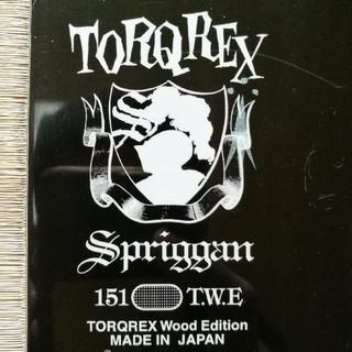トルクレックス(TORQREX)のトルクレックス スプリガン 151 バートン オガサカ(ボード)