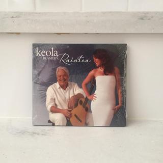 ハワイアンCD Keola Beamer & Raiatea     (ワールドミュージック)