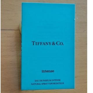 ティファニー(Tiffany & Co.)のjuju様専用ティファニーインテンスEDPサンプル(香水(女性用))