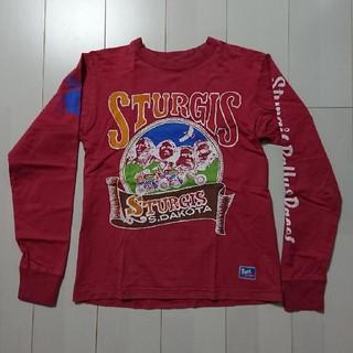 ザリアルマッコイズ(THE REAL McCOY'S)のBUCO リアルマッコイズ 長袖TEE STURGIS(Tシャツ/カットソー(半袖/袖なし))