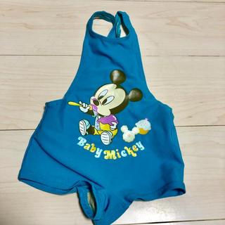 ディズニー(Disney)のディズニー ミッキー 水着 90(水着)