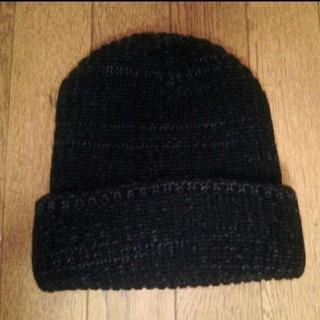 ローズバッド(ROSE BUD)のニット帽 ローズバッド ♪(ニット帽/ビーニー)