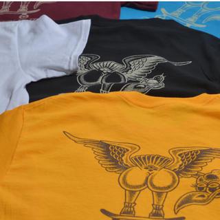 シャンティ(SHANTii)のtr4 suspension S/S Tee コラボレーション企画 村上淳着用(Tシャツ/カットソー(半袖/袖なし))