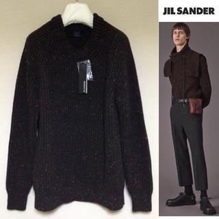 ジルサンダー(Jil Sander)の新品■46■JIL SANDER■17aw■リブ編みローゲージニット■5245 (ニット/セーター)