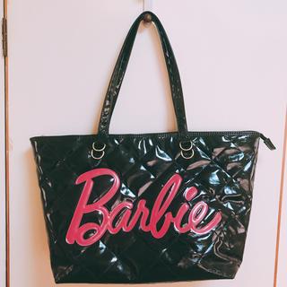 バービー(Barbie)のバービー エナメルバッグ(ボストンバッグ)