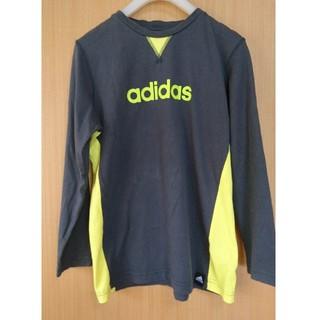 アディダス(adidas)の【ぁらこ様専用】【adidas】160長袖Tシャツ(Tシャツ/カットソー)