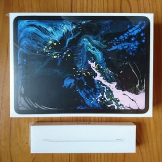 アイパッド(iPad)のipad Pro 11インチ Wi-Fi1TBシルバー アップルペンシル2セット(タブレット)