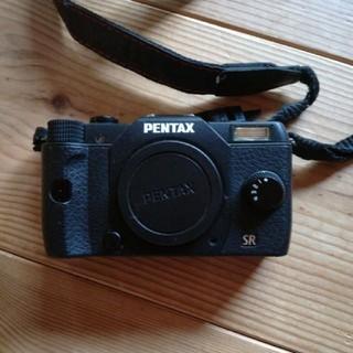 ペンタックス(PENTAX)の【あんな様専用】PENTAX  Q10(ミラーレス一眼)