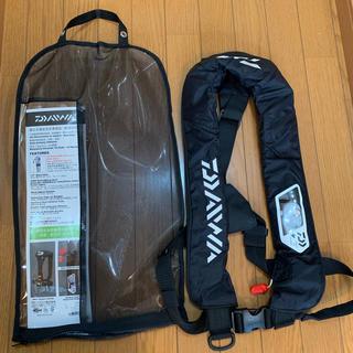 ダイワ(DAIWA)のダイワライフジャケット 超美品(ウエア)