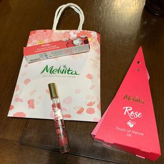 メルヴィータ(Melvita)のMelvita タッチオブネイチャーオイル RS(香水(女性用))