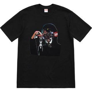 シュプリーム(Supreme)の国内正規 Supreme Creeper Tee 19ss Sサイズ 黒 新品(Tシャツ/カットソー(半袖/袖なし))