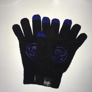 ステューシー(STUSSY)のSTUSSY  スマホ 手袋(手袋)