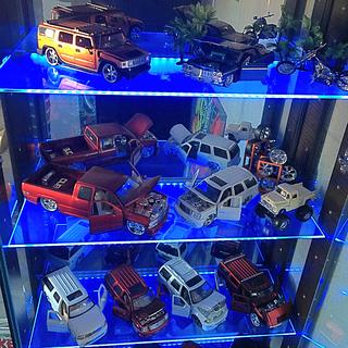 ダブコレクション(DUB Collection)のDUB ハマー H2 模型 プラモデル(ミニカー)