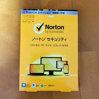 ノートン(Norton)の3台まで使用可能 ノートン セキュリティ(その他)