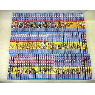 ジョジョの奇妙な冒険 全122巻 送料無料(全巻セット)