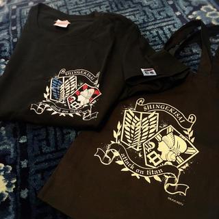 進撃の巨人 イベント 「進撃祭」 2016 オフィシャルTシャツ(Tシャツ)