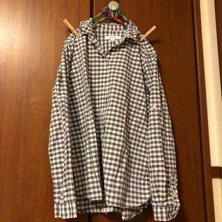 ニコアンド(niko and...)の♡ギンガムチェックシャツ♡(シャツ/ブラウス(長袖/七分))