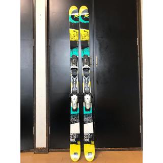 ロシニョール  ROSIGNOL スキー フリースキー ツインチップ(板)