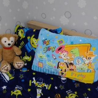 ディズニー(Disney)のトイ・ストーリー 枕カバー 2柄(シーツ/カバー)