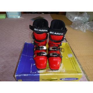 スカルパ(SCARPA)のバックカントリー スキーブーツ(24.5cm)(ブーツ)