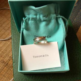 ティファニー(Tiffany & Co.)のティファニー 1837リング 21号(リング(指輪))
