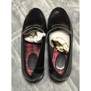 アスビー(ASBee)のローファー/皮靴(ローファー/革靴)