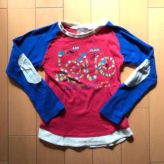 バックアレイ(BACK ALLEY)のブーフーウー  BACK ALLEY 110 120 ロンT(Tシャツ/カットソー)