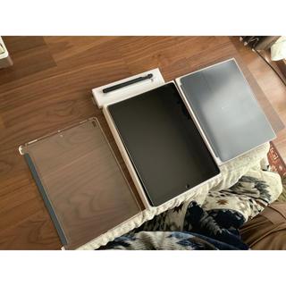 アイパッド(iPad)のiPad Pro 12.9 256GB SIMフリー 第二世代 おまけ多数(タブレット)
