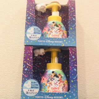 Disney - ディズニー ハンドソープ2個セット