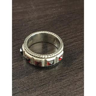 カスタムカルチャー(CUSTOM CULTURE)のCUSTUM CULTURE シルバーリング(リング(指輪))