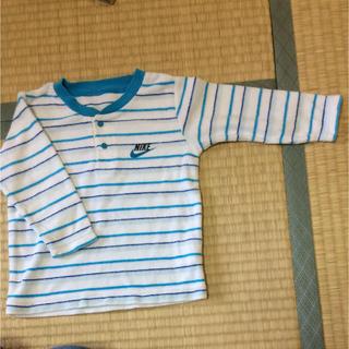 ナイキ(NIKE)のナイキ長袖シャツ80センチ(Tシャツ)