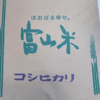 富山県産 玄米30kg   【送料無料】条件付き(米/穀物)