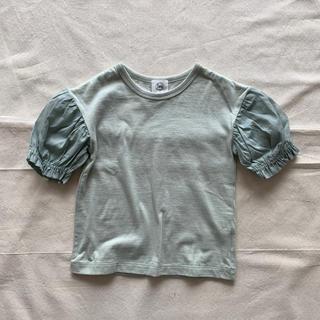 エーキャンビー(A CAN B)の新品未使用 kids 100cm パフスリーブ(Tシャツ/カットソー)
