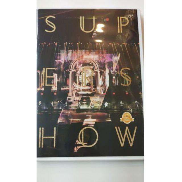 SUPER SHOW7 in JAPAN DVD | フリマアプリ ラクマ