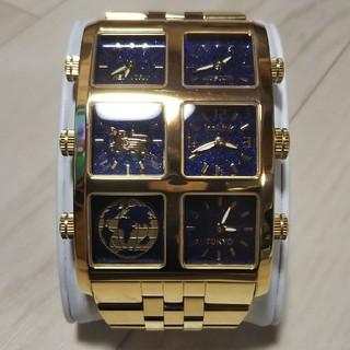 アヴァランチ(AVALANCHE)の【美品】ICE LINK GENERATION  BIG CASE(腕時計(アナログ))