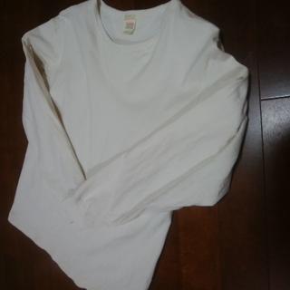 バーンズアウトフィッターズ(Barns OUTFITTERS)のバーンズ クルーネックTシャツ 品番:BR-3043(Tシャツ/カットソー(七分/長袖))