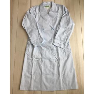 カゼン(KAZEN)の白衣 診療衣 ブルー M(その他)